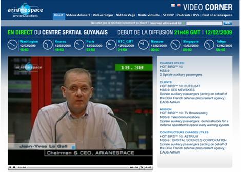 Arianespace_videocorner